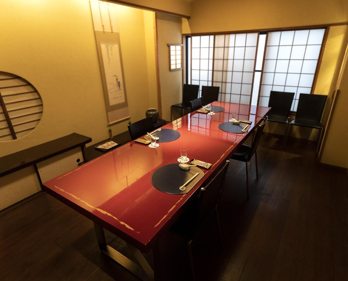 2F Rooms with standard chairs | AIGAMO TORIYASU